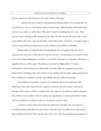 Example Of Personal Essay Essay On Your Life Co Essay Sample