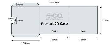 Case Template 109f3ca4371a174759e351eb02a3ea Cd Cover Free