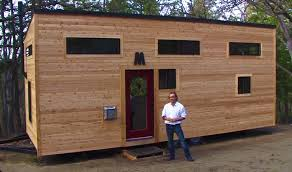 build tiny house. Contemporary House Couple Built This Cute Modern Tiny House On Wheels For  With Build Tiny House