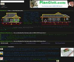 Plancivil com    Download   thai house plans in DWG amp PDF formats  plancivil com    Download   thai house plans in DWG amp PDF formats   Website