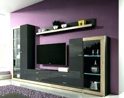 bedroom wall unit tv on in led panel designs for
