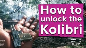 How to unlock the Kolibri - Battlefield ...