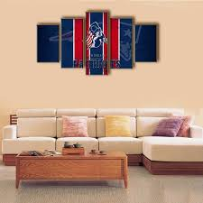 new york giants new england patriots decorative prints unframed sports poster backdrop wall art deco oil on ny giants canvas wall art with new york giants new england patriots decorative prints unframed