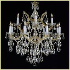 non electric chandelier lighting