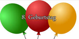 8 Geburtstag Sprüche Glückwünsche Für Kinder