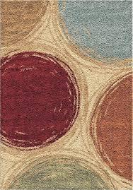 red plush rug modern area rug beige red green orange blue olive green plush red