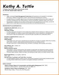 Example Of College Student Resume Simple College Student Resume Sample Resume Examples College Student