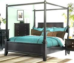 King Canopy Bed Frame King Canopy Bed King Single Canopy Bed Frame ...
