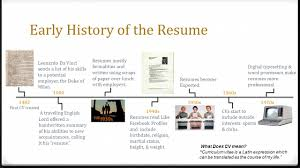 Curriculum Vitae Taking It Personally By Margaret Rivera Ppt