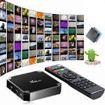 <b>New X96MINI Android 7.1.2</b> Smart TV BOX Quad Core HDMI 4K ...
