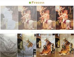 5 художественных <b>картин</b> ручной работы учителями колледжа ...