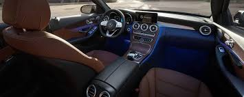This will be the interior of the. 2019 Mercedes Benz C Class Interior Mercedes Benz Of West Chester