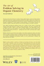 organic chemistry problem solver buy the art of problem solving in buy the art of problem solving in organic chemistry book online at buy the art of