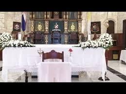 Pre-transmision Misa En Honor A Myrna Gallagher 🦋 🦋 🦋 - YouTube