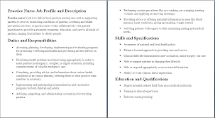 Example Of Job Description For Resume template Job Description Template Administrative Assistant 80