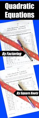 factoring solving equations order of operationany more
