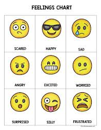 Emoji Feeling Faces Feelings Recognition Feelings