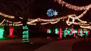 Enjoy Christmas Beauty 2017 At Largo Central Park In Florida
