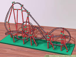 How to Design a Roller Coaster Model (with Pictures) - wikiHow