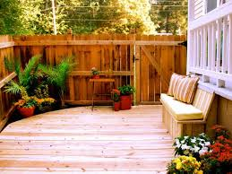 Backyard Decking Designs Model