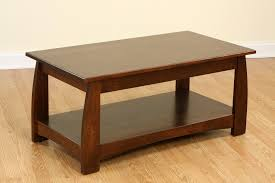 Nailhead Coffee Table Cherry Wood Coffee Table Coffee Tables Thippo