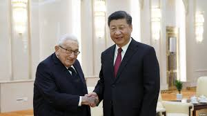 Image result for hinh anh henry kissinger