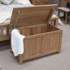 Inspire Oak Storage Chest / Trunk   Default Store View Furniture Value    Cheshire