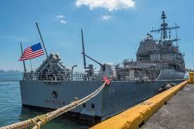 Navy Seamanship 7th Fleets Sloppy Seamanship Manifested In Antietams