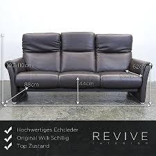 Couch Weiss Leder Schwarz Weia Badezimmer Lovely Gut Lederpflege