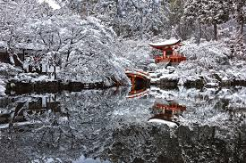 66 Winter Japan Wallpapers On Wallpaperplay