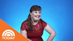"""Actress Jamie Brewer Won't Stop Fighting The """"R"""" Word 
