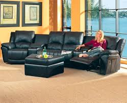 modern home theater furniture. Decoration Home Theater Sofa With Black Bonded Leather Match Modern Sectional 1 Furniture O