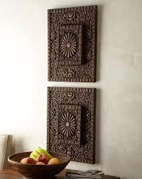 india wood carving wall art
