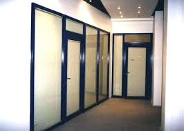 interior office doors with glass. Interior Office Doors Design Wood Door With Glass Window Blue