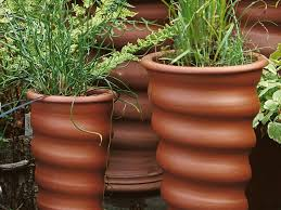 Garden Pots Winter Durable Flower Pots And Keeping Ants Out Of Compost Hgtv