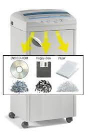 Hp paper shredder