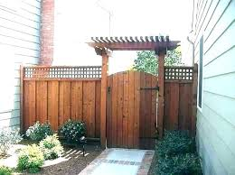 door fences door fences door fences wood fence gate designs door ideas brick home design privacy outdoor fences outdoor fences and gates