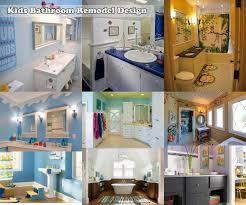 Kids Bathroom Remodel Design Bathroom Makeover For Kids - Kids bathroom remodel