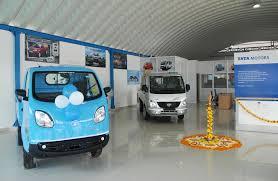 tata motors to mence a new full range mercial vehicle dealership with prerana motors regio