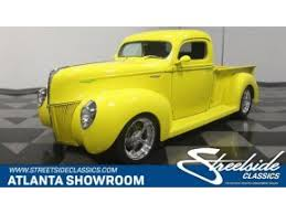 ford pickup classics for classics on autotrader 1937 ford pickup premium listings 3 160
