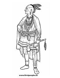 46 Cherokee Indian Coloring Pages Cherokee Indian Woman Coloring