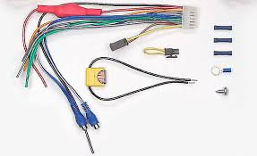 bazooka tube wiring diagram wiring wiring diagrams installations Ford Wiring Harness Kits bazooka elaawk replacement wiring kit with rca inputs for select powered subwoofers at crutchfield bazooka