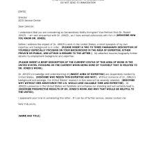 Letter Of Recommendation For Immigration Purposes Letter Of Recommendation For Immigration Purposes Free Cover