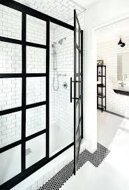 grid shower door doors coastal