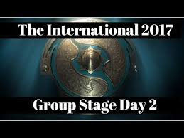 dota 2 the international 2017 group stage day 2 stream a