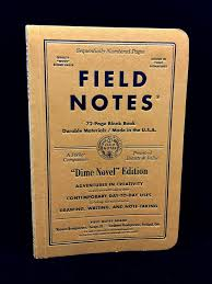 Field Note Field Notes Dime Novel Review Lead Fast 10