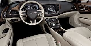 2018 chrysler 200 redesign. wonderful 200 2018 chrysler 200 interior views detail in chrysler redesign y
