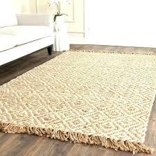 round jute rug 6 natural fiber rugs