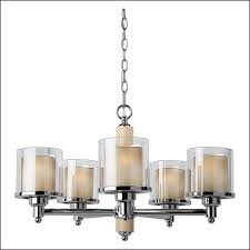 candle chandelier non electric for