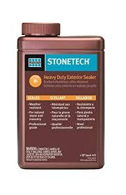 stonetech heavy duty exterior sealer for stone masonry